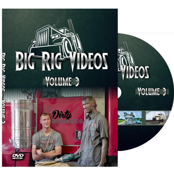 Big Rig Videos DVD BRV03a
