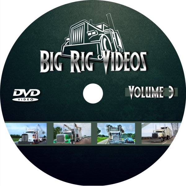 Big Rig Videos DVD BRV03b