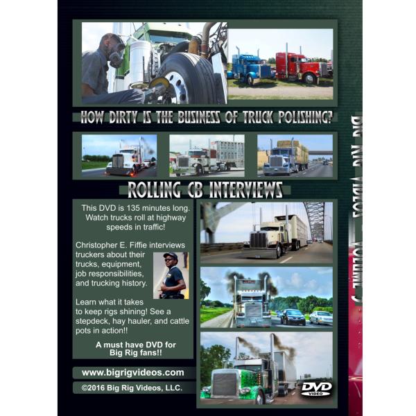 Big Rig Videos DVD BRV03c