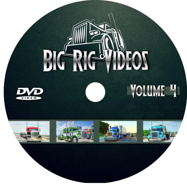 Big Rig Videos DVD BRV04b