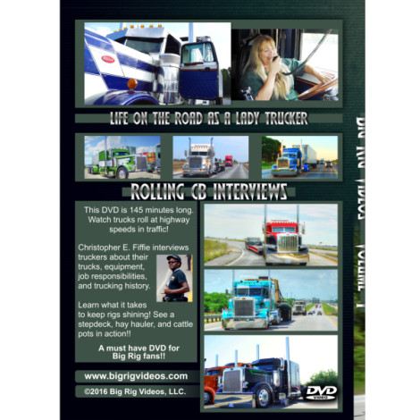 Big Rig Videos Volume 4 DVD