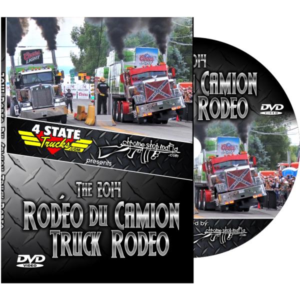 Big Rig Videos Rodeo du Camion DVD 2014 01