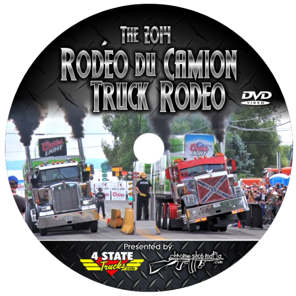 Big Rig Videos Rodeo du Camion DVD 2014 02