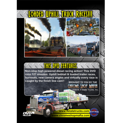 2014 Rodeo du Camion DVD
