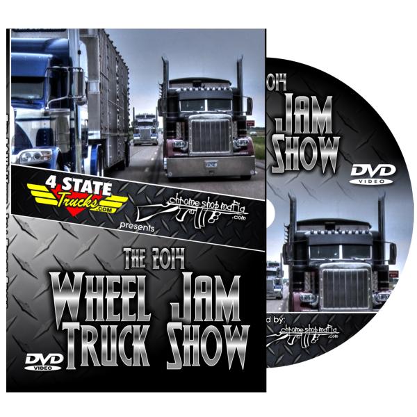 Big Rig Videos Wheel Jam DVD 2012 03