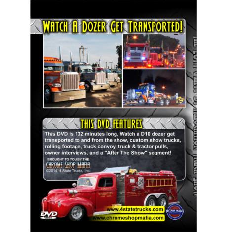 2014 Guilty By Association Truck Show DVD