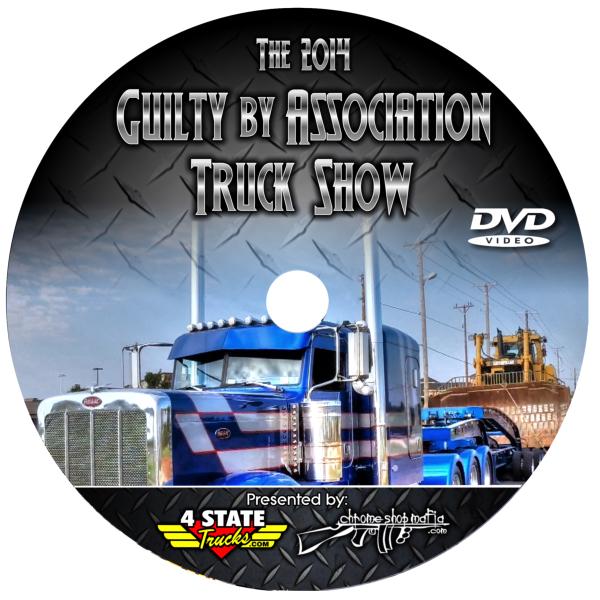 Big Rig Videos Guilty By Association DVD 2012c