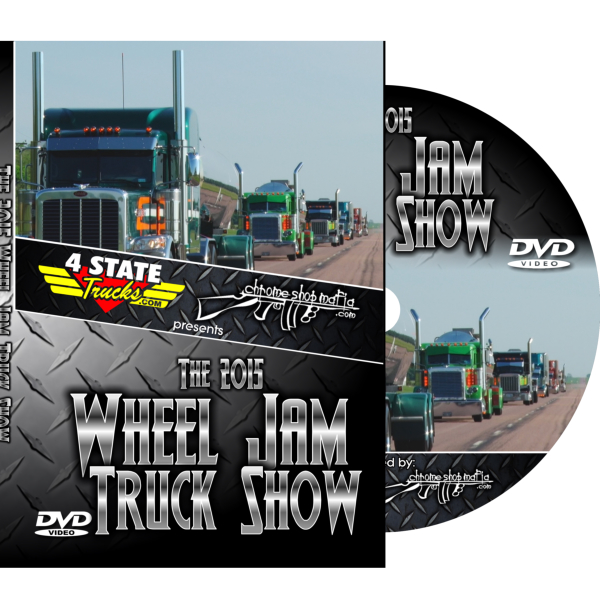 Big Rig Videos Wheel Jam DVD 00