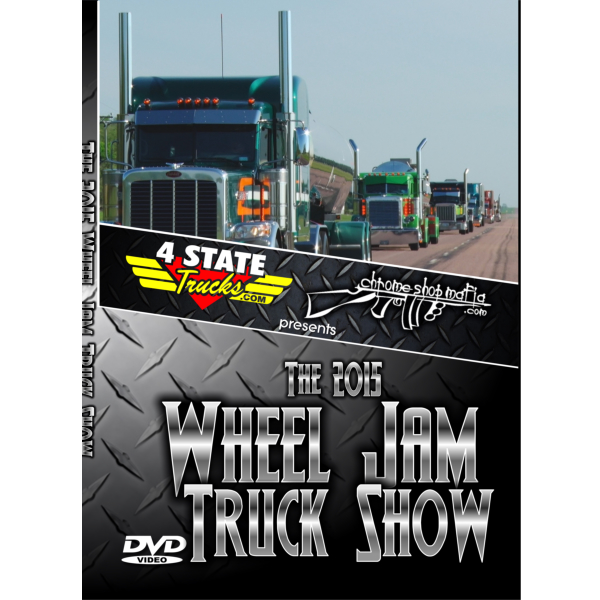 Big Rig Videos Wheel Jam DVD 01