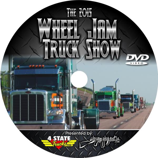 Big Rig Videos Wheel Jam DVD 02