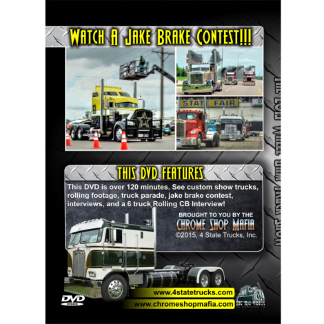 2015 Wheel Jam Truck Show DVD