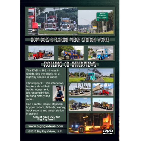 Big Rig Videos Volume 2 DVD