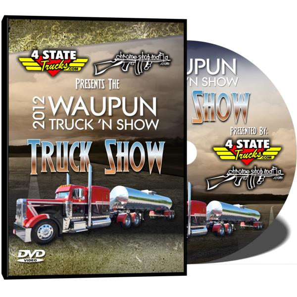 Big Rig Videos DVD WP2012