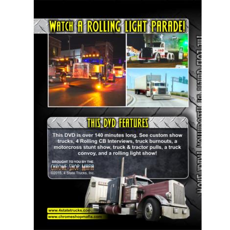 2015 Guilty By Association Truck Show DVD