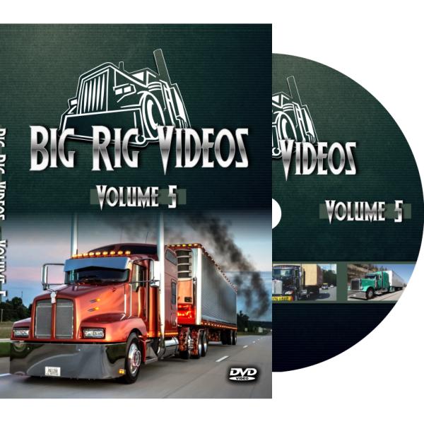 Big Rig Videos DVD BRV05a