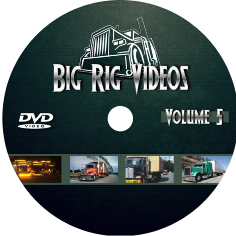 Big Rig Videos Volume 5 DVD