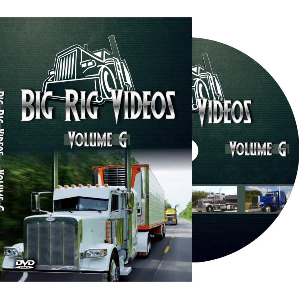 Big Rig Videos DVD BRV06a