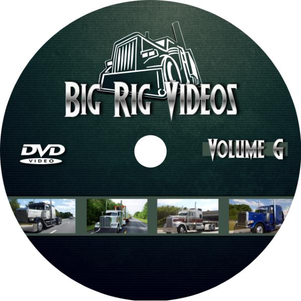 Big Rig Videos DVD BRV06b