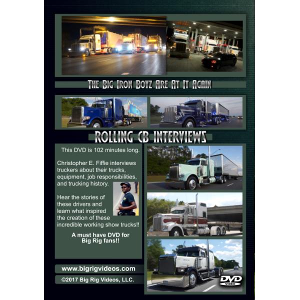 Big Rig Videos DVD BRV06c