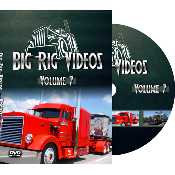 Big Rig Videos DVD BRV07a