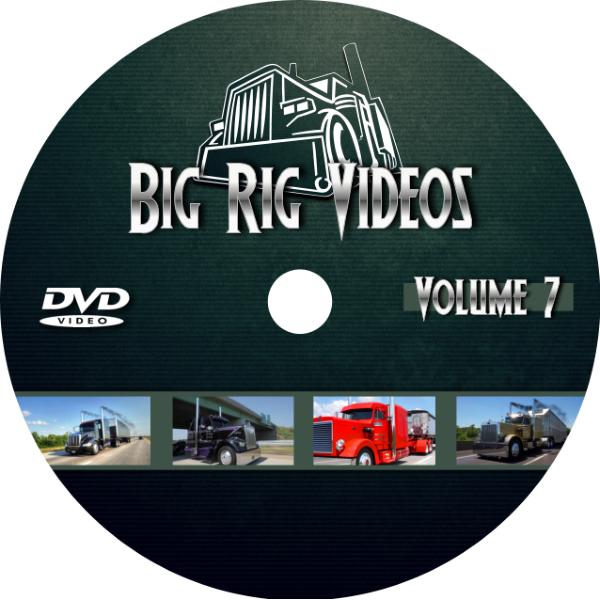 Big Rig Videos DVD BRV07b