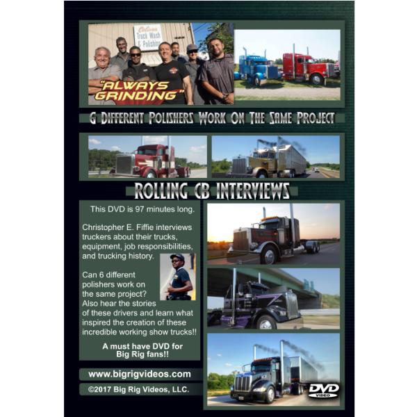 Big Rig Videos DVD BRV07c