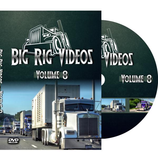 Big Rig Videos DVD BRV08a