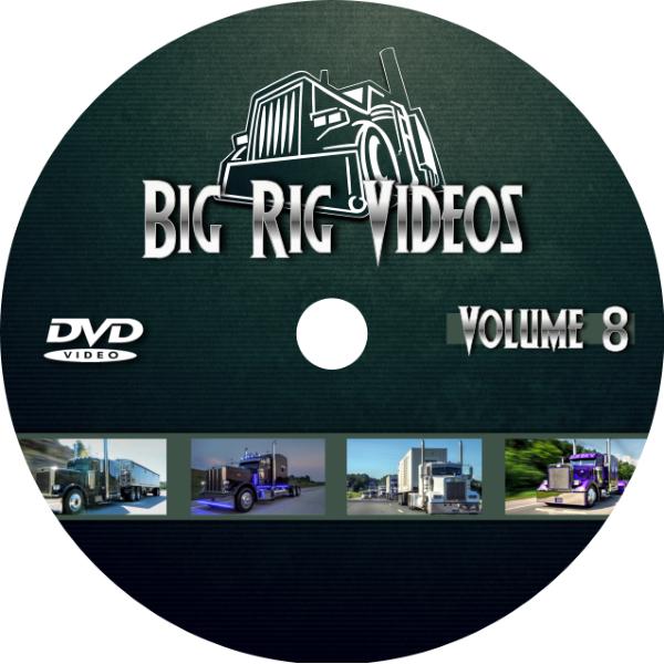 Big Rig Videos DVD BRV08b