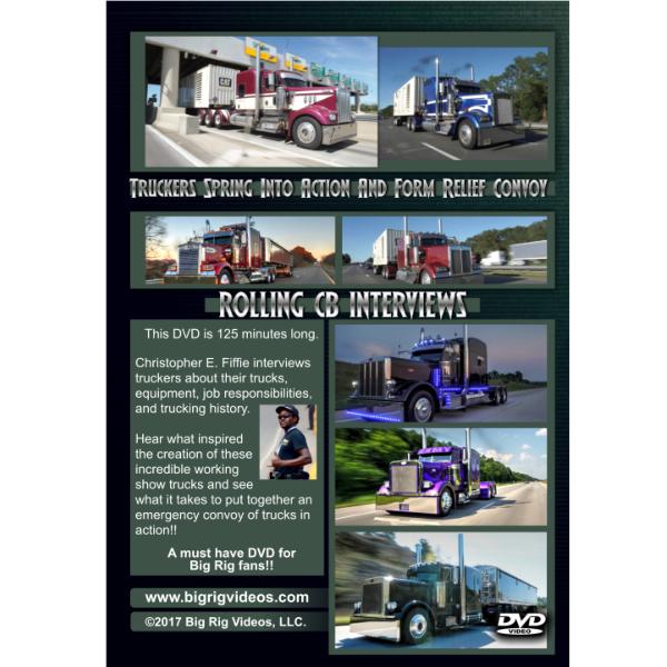Big Rig Videos DVD BRV08c